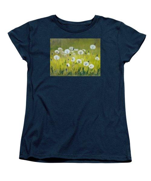 Blow Balls Women's T-Shirt (Standard Cut)