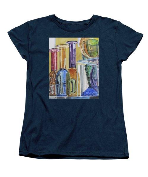 Blown Glass Women's T-Shirt (Standard Cut)