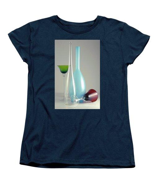 Blue Bottle #2 Women's T-Shirt (Standard Cut) by Elf Evans
