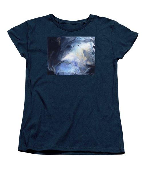 Blue Heavens Women's T-Shirt (Standard Cut) by Jamie Frier