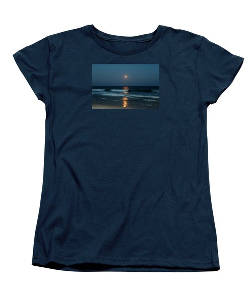 Blue Moon Women's T-Shirt (Standard Cut)