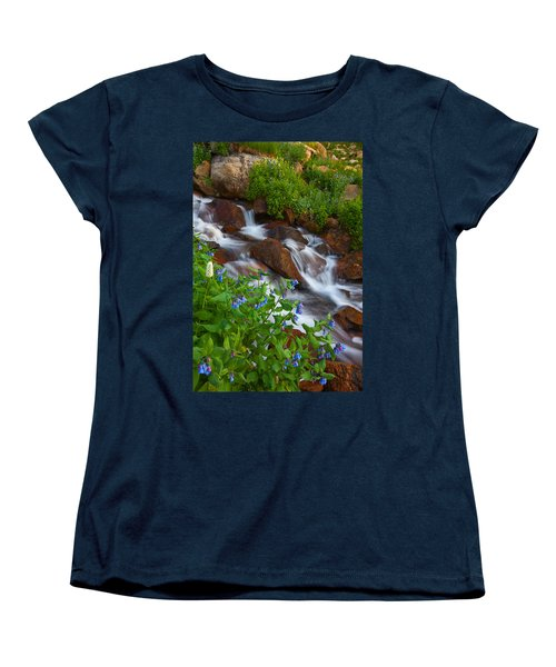 Bluebell Creek Women's T-Shirt (Standard Cut)