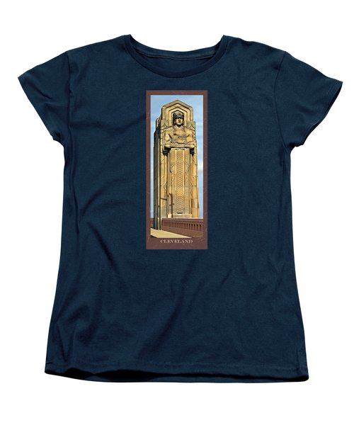 Bob Hope Memorial Bridge Women's T-Shirt (Standard Cut) by Joan  Minchak