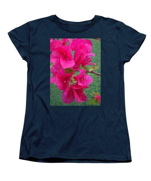 Bougainvillea Dream #2 Women's T-Shirt (Standard Cut) by Robert ONeil