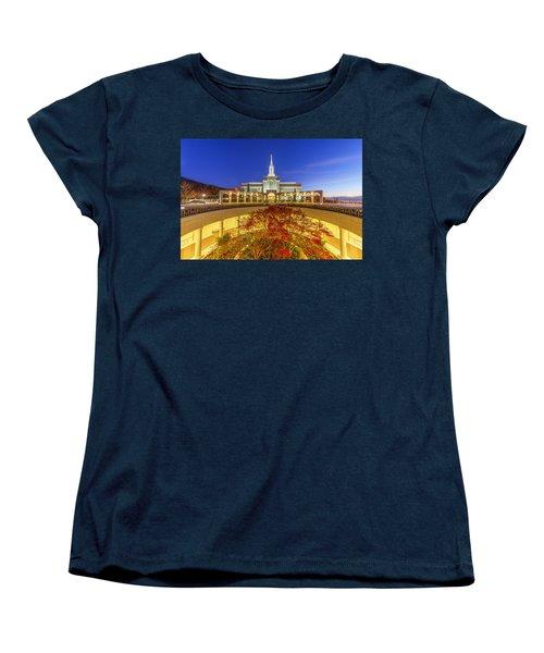 Bountiful Women's T-Shirt (Standard Cut) by Dustin  LeFevre