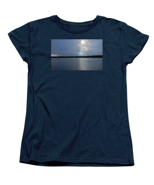 Breaking Through Women's T-Shirt (Standard Cut) by Mark Minier