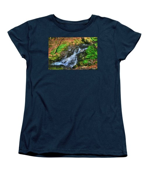 Women's T-Shirt (Standard Cut) featuring the photograph Breath Deeply by Doc Braham