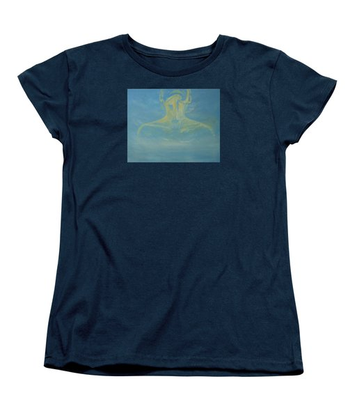 Breathe Women's T-Shirt (Standard Cut) by Jane  See