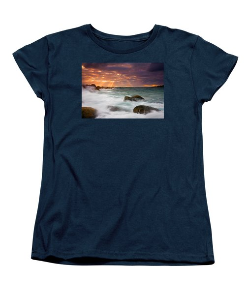 Breathtaking Women's T-Shirt (Standard Cut)
