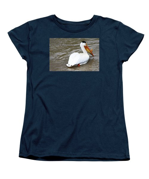 Women's T-Shirt (Standard Cut) featuring the photograph Breeding Plumage by Alyce Taylor
