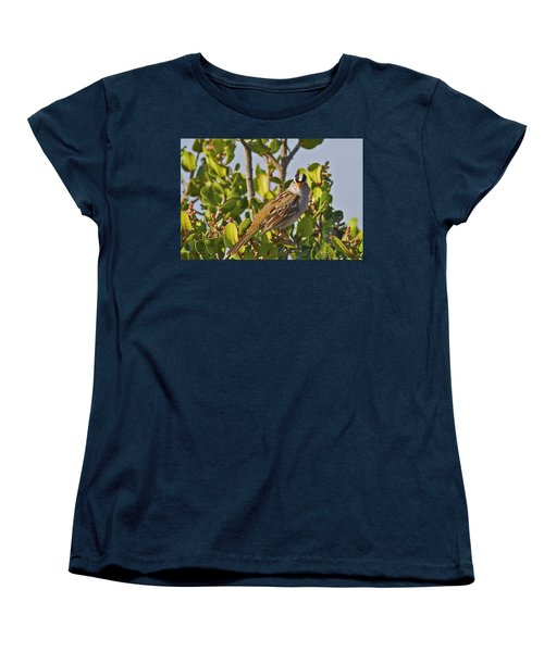 Women's T-Shirt (Standard Cut) featuring the photograph Bride Of Frankenstein by Gary Holmes