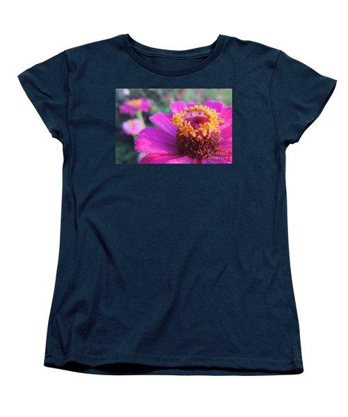 Bridgets Bloom Women's T-Shirt (Standard Cut) by Robert ONeil