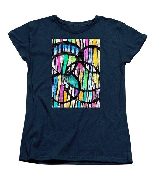 Broken Fences Women's T-Shirt (Standard Cut)