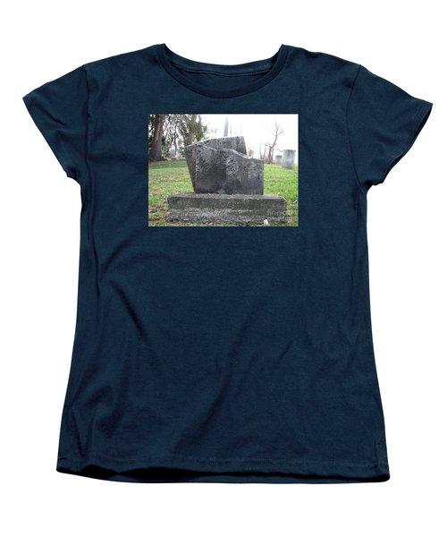 Women's T-Shirt (Standard Cut) featuring the photograph Broken by Michael Krek