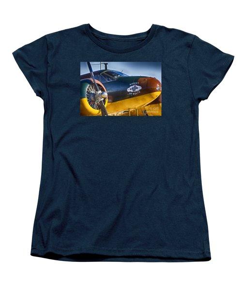 Bucket Of Bolts Women's T-Shirt (Standard Cut) by Douglas Barnard