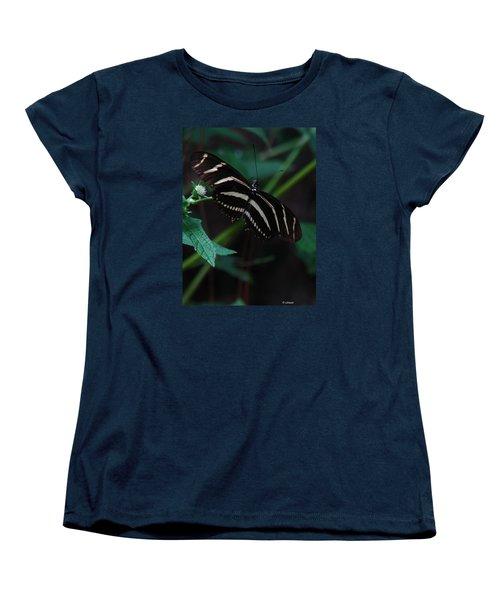 Butterfly Art 2 Women's T-Shirt (Standard Cut) by Greg Patzer