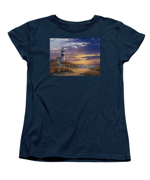 By The Bay Women's T-Shirt (Standard Cut) by Kyle Wood