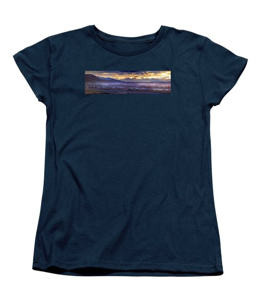 Calafate Panoramic Women's T-Shirt (Standard Cut) by Bernardo Galmarini