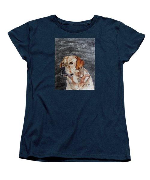 Call Him Women's T-Shirt (Standard Cut) by Raymond Perez