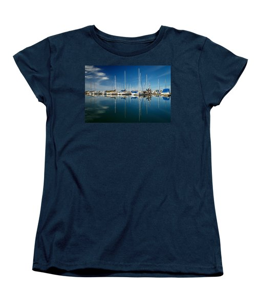 Calm Masts Women's T-Shirt (Standard Cut)