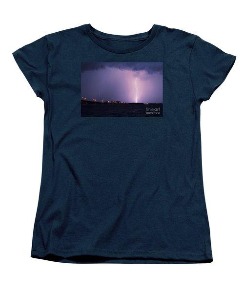 Caloosahatchee River Women's T-Shirt (Standard Cut) by Quinn Sedam