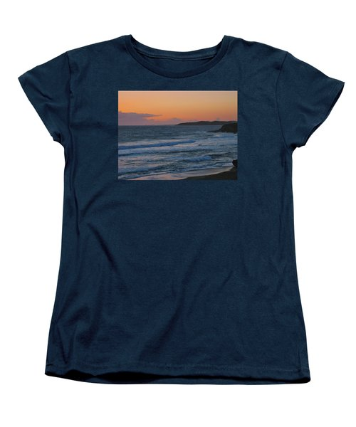 Women's T-Shirt (Standard Cut) featuring the photograph Cambria by Angela J Wright