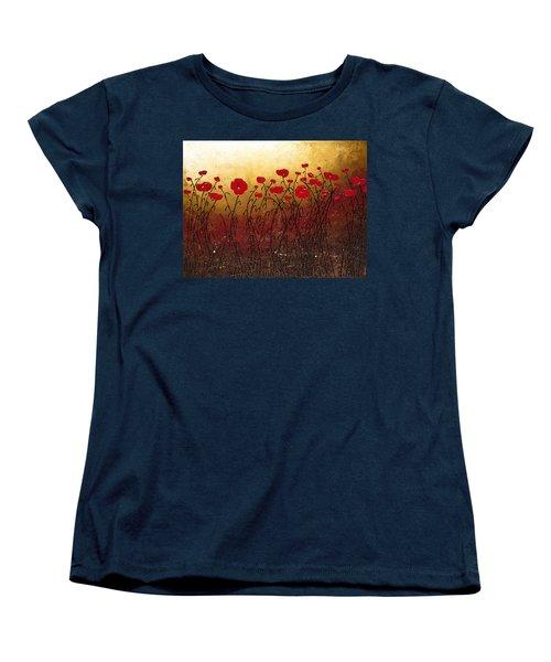 Campo Florido Women's T-Shirt (Standard Cut) by Carmen Guedez