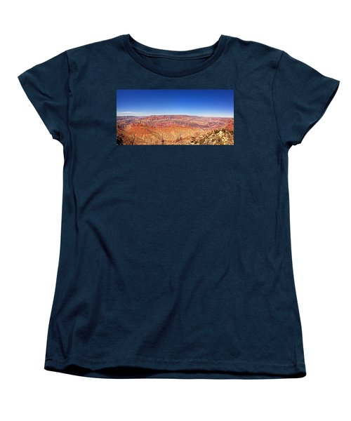 Canyon View Women's T-Shirt (Standard Cut) by Dave Files