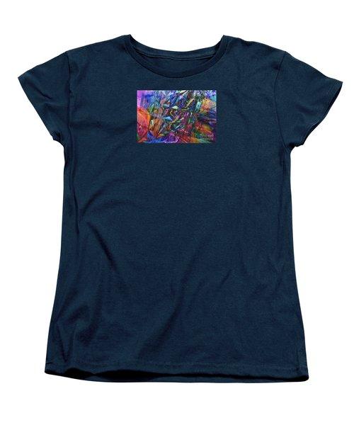 Women's T-Shirt (Standard Cut) featuring the photograph Carnival by Nareeta Martin