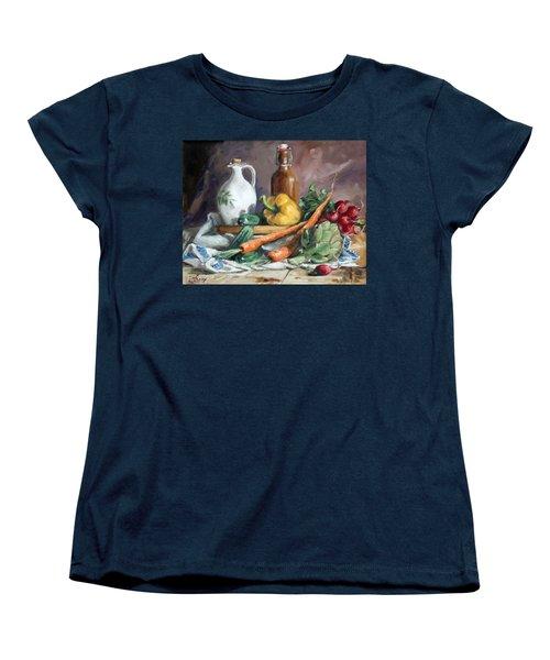 Carrots And Company Women's T-Shirt (Standard Cut)