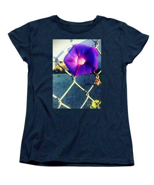 Women's T-Shirt (Standard Cut) featuring the photograph Chained Splendor by James Aiken