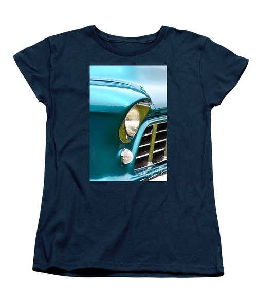 Chevy Pickup Women's T-Shirt (Standard Cut) by Dean Ferreira