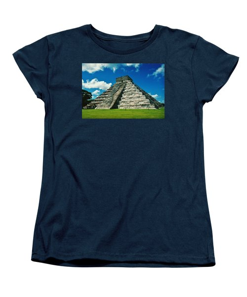 Chichen Itza Women's T-Shirt (Standard Cut)