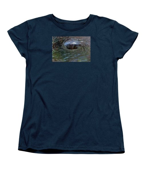 Women's T-Shirt (Standard Cut) featuring the photograph Circling by Wendy Wilton