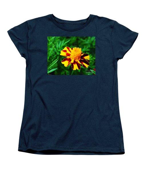 Circus Circus Marigold Women's T-Shirt (Standard Cut) by Lizi Beard-Ward