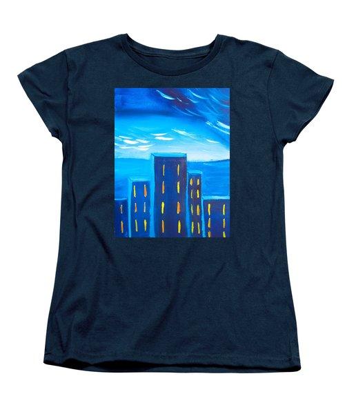 City Women's T-Shirt (Standard Cut)