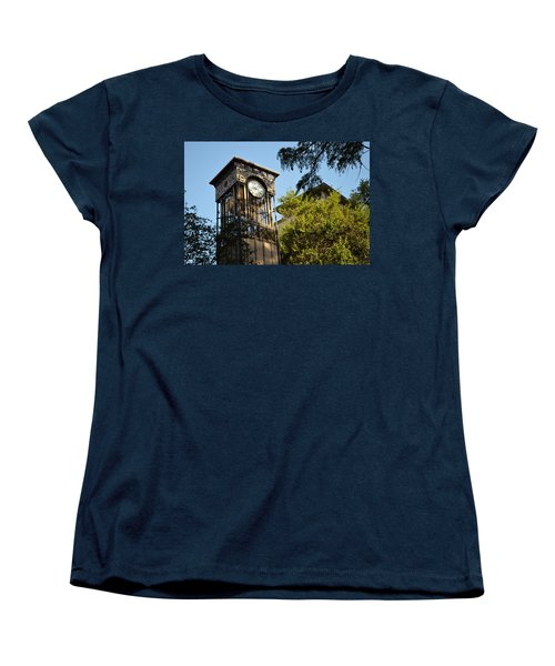 City Time  Women's T-Shirt (Standard Cut) by Shawn Marlow