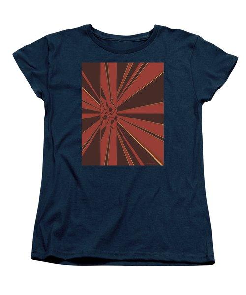 Civilities Women's T-Shirt (Standard Cut) by Judi Suni Hall