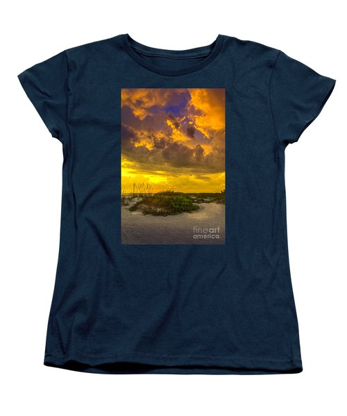 Clearing Skies Women's T-Shirt (Standard Cut) by Marvin Spates