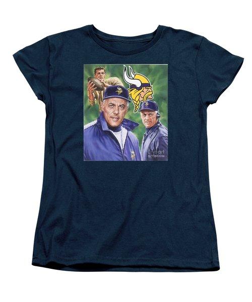Coach Bud Grant Women's T-Shirt (Standard Cut)