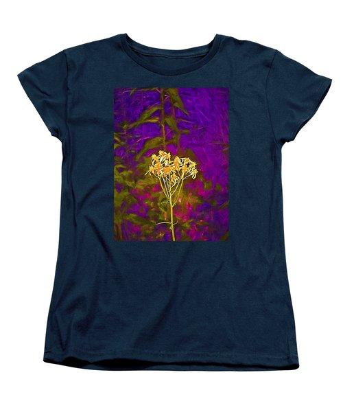 Color 5 Women's T-Shirt (Standard Cut) by Pamela Cooper