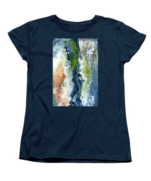 Color Harmony 10s Women's T-Shirt (Standard Cut) by Emerico Imre Toth