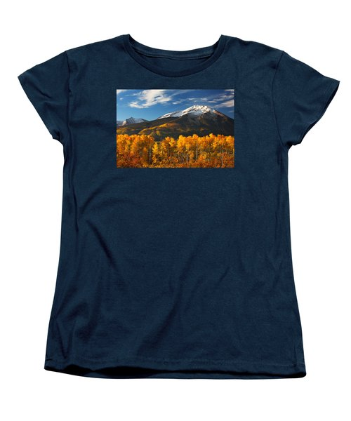 Colorado Gold Women's T-Shirt (Standard Cut)