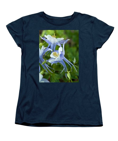 Columbine-2 Women's T-Shirt (Standard Cut) by Charles Hite