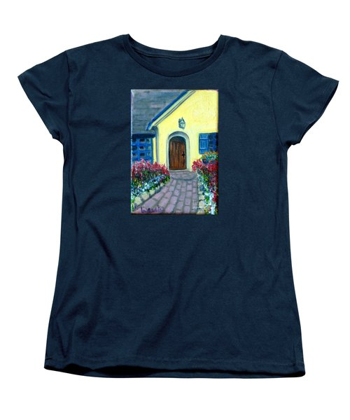 Coming Home Women's T-Shirt (Standard Cut) by Laurie Morgan