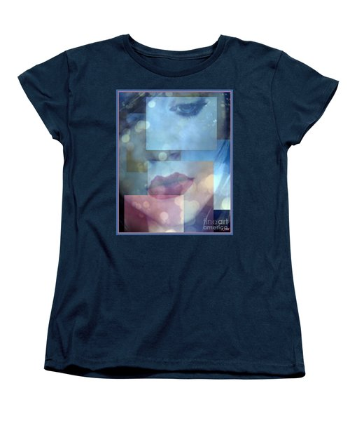 Compartmentalised Women's T-Shirt (Standard Cut)
