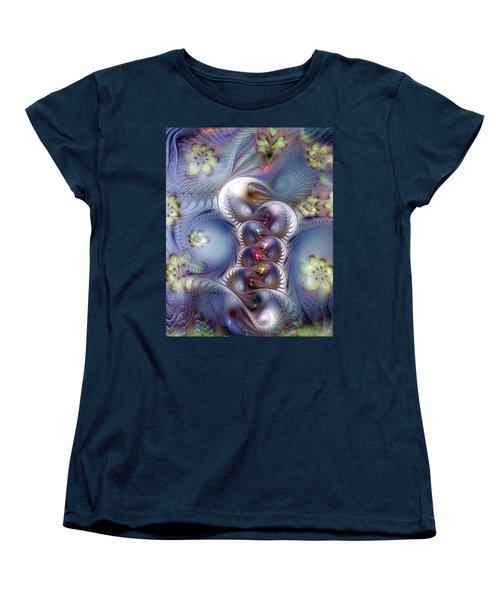 Complicit In Comfort Women's T-Shirt (Standard Cut) by Casey Kotas