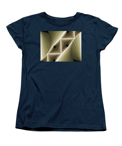 Composition 132 Women's T-Shirt (Standard Cut) by Terry Reynoldson
