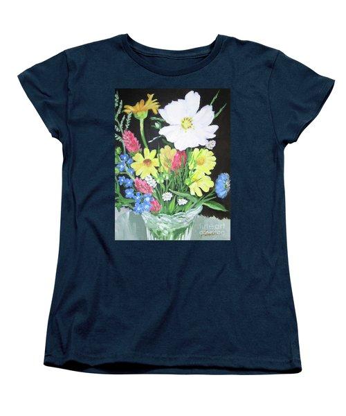 Cosmos And Her Wild Friends Women's T-Shirt (Standard Cut)