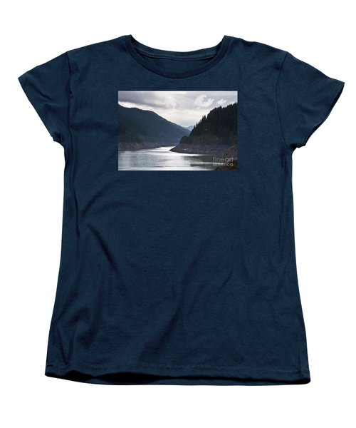 Cougar Reservoir Women's T-Shirt (Standard Cut) by Belinda Greb